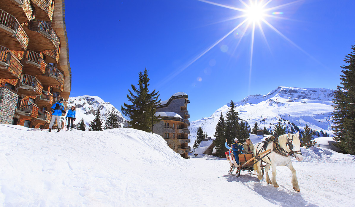 Webcam Avoriaz : Quel enneigement ?
