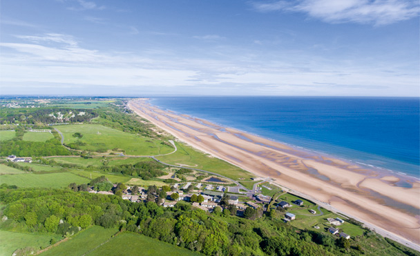 Location - Colleville-sur-Mer - Basse-Normandie - Belambra Club Omaha Beach