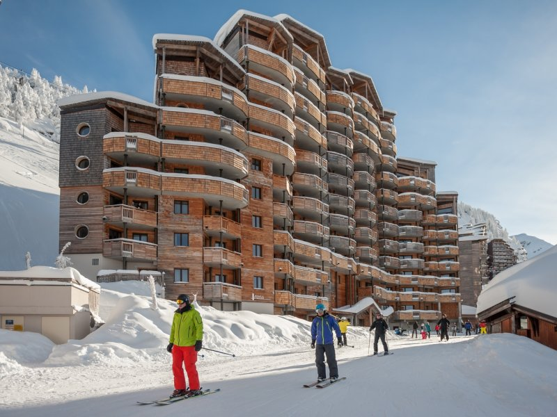 Residence le korea avoriaz webcam