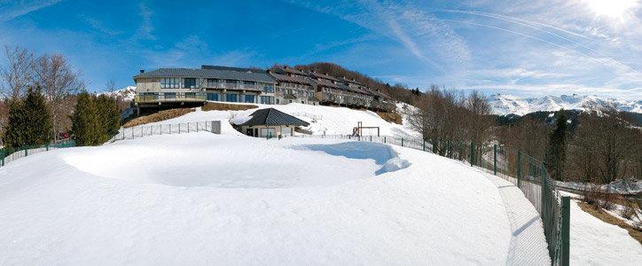 location appartement ski le lioran