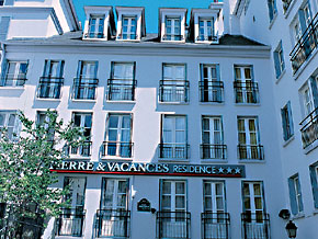 Location - Résidence Adagio Paris Montmartre - Paris - Ile de France - France