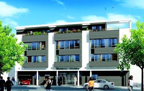 R sidence appart hotel privil ge marine la rochelle lokapi for Residences appart hotel