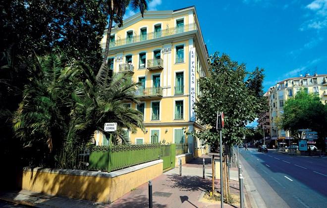 R sidence appart 39 h tel odalys palais rossini nice lokapi for Residences appart hotel