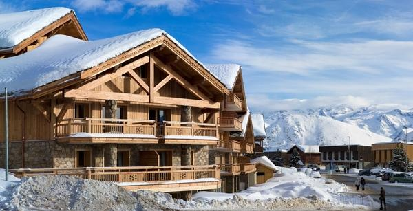 r sidence cgh le cristal de l 39 alpe l 39 alpe d 39 huez lokapi. Black Bedroom Furniture Sets. Home Design Ideas