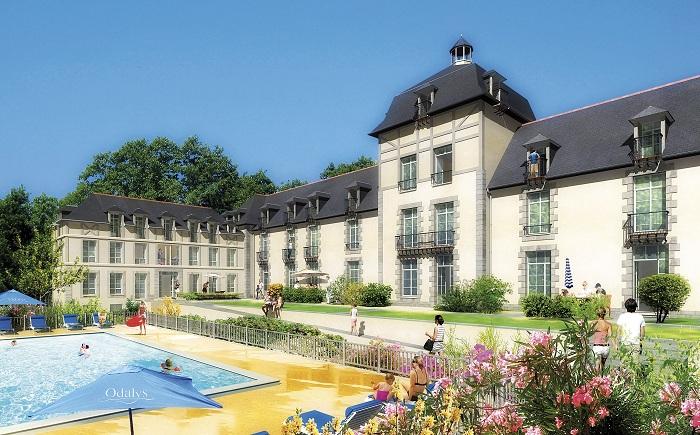 Odalys bretagne for Location appart hotel bretagne