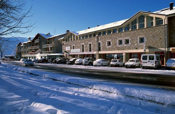R sidence h teli re le clos cerdan font romeu pyr n es for Location residence hoteliere