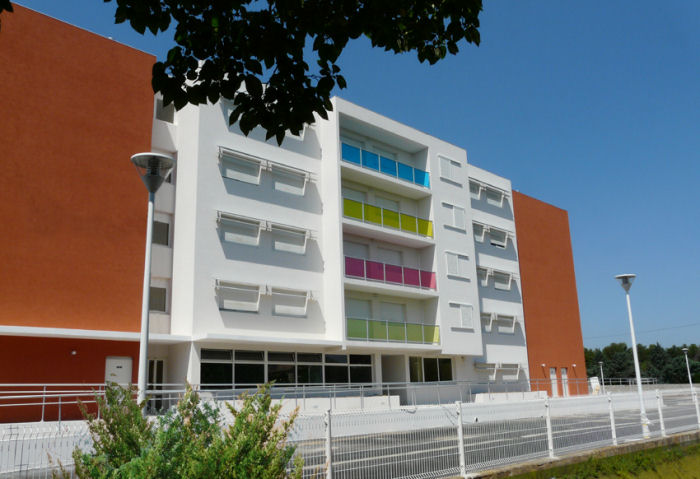 Location montpellier 9 locations vacances et 162 aux for Location residence hoteliere
