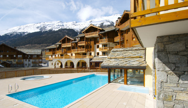 Esf bessans - Residence hoteliere alpes ...