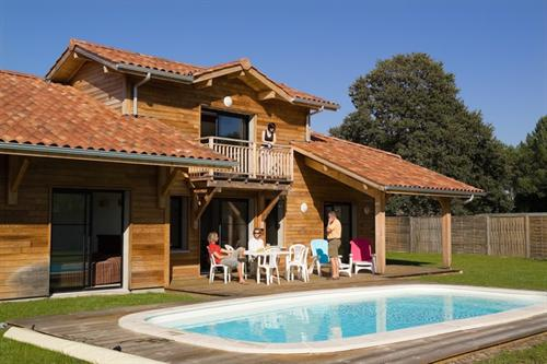 Location - Les Villas Club Prestige Messanges by Madame Vacances - Messanges - Aquitaine - France