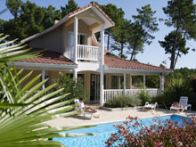 Location - Les Villas d'Eden Parc - Lacanau - Aquitaine - France