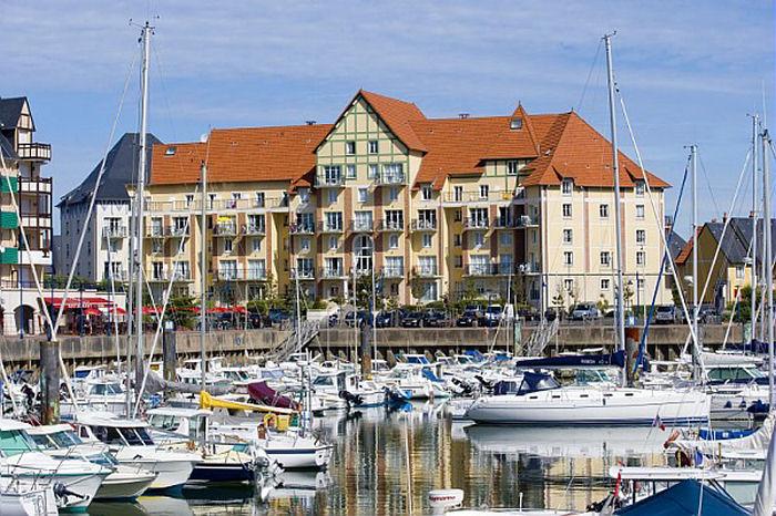 R sidence pierre et vacances port guillaume cabourg lokapi - Residence pierre vacances port guillaume ...