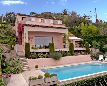 Location - Villa Cactéa - Cannes - Provence-Alpes-Côte d'Azur - France