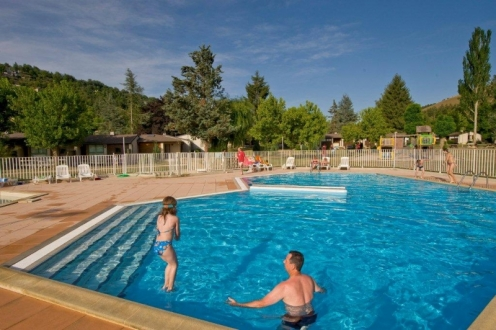 Location - Village Vacances VVF Marvejols - Marvejols - Languedoc-Roussillon - France