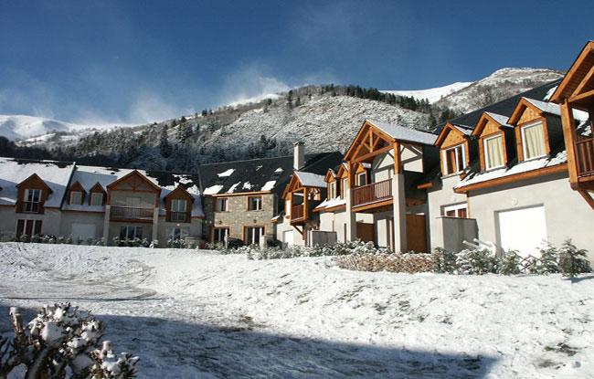 Code promo 30€ sur votre séjour au sein de la Résidence Vignec Village à Saint Lary
