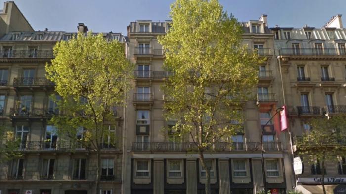 R sidence adagio paris la d fense le parc paris lokapi for Residence adagio