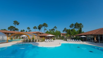 Location - Parentis-en-Born - Aquitaine - Résidence Les Cottages du Lac Resort