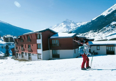 Location - Val Cenis - Rhône-Alpes - Village Club VVF Le Grand Val-Cenis