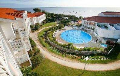 R sidence ch telaillon ch telaillon plage lokapi for Royan appart hotel