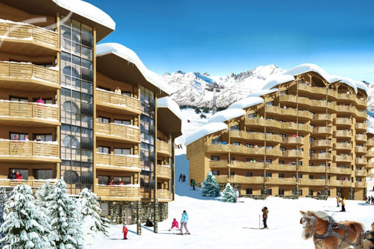 location appartement ski france pas cher