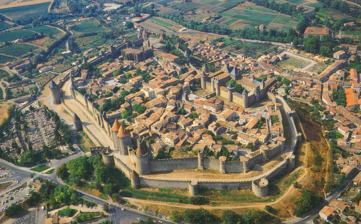 Location - Carcassonne - Languedoc-Roussillon - France